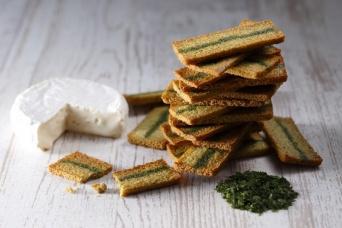 写真は味のイメージです。カマンベールチーズ75%使用(チーズに占める割合)