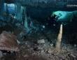 メキシコの水中洞窟で1万2000年前の鉱山が発見される(ユカタン半島)