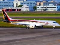 MRJ90 飛行試験一号機(「Wikipedia」より)