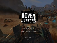 『Hover Junkers』公式サイトより。