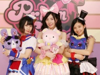 TVアニメ「プリパラ」公式アカウント(@pripara_PR)より。