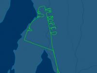 パイロットが空に描いた壮大なるにいたずら。テスト飛行中に「退屈~」の文字と2息子スティックス(オーストラリア)