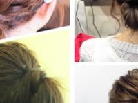 スッキリまとめ髪で夏を乗り切る!!! ミディアム・セミロングでできる♡ヘアアレンジ集♡