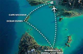 バス海峡トライアングルで起きた世にも奇妙な10の事例(オーストラリア)