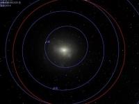 「2016  HO3」の軌道 「Wikipedia」より引用