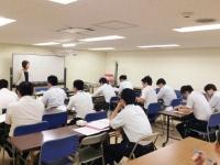 東京メトロの外国語研修の様子