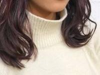 【2018SSカラー】バイオレットカラーで作る個性美カラー!春はみんな美しくなーれ♡