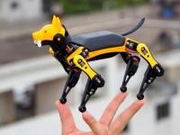 あの犬型ロボット「Spot」が手のひらサイズに!動きもそっくりに再現した四足歩行ロボットが販売決定