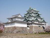 名古屋城天守閣(Miya.mさん撮影、Wikimedia Commons