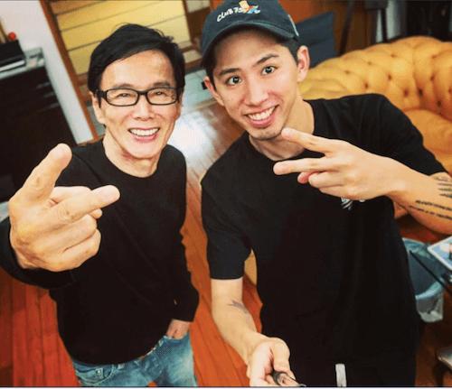 インスタグラム:ONE OK ROCK Taka(@10969taka)より