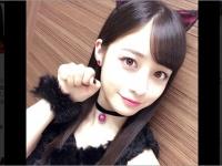 橋本環奈のTwitter(@H_KANNA_0203)より。