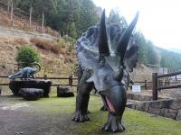 あの恐竜を間近で見れる(写真/村田らむ)