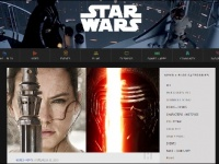 画像は、「Star Wars: Episode VII The Force Awakens」公式サイトより
