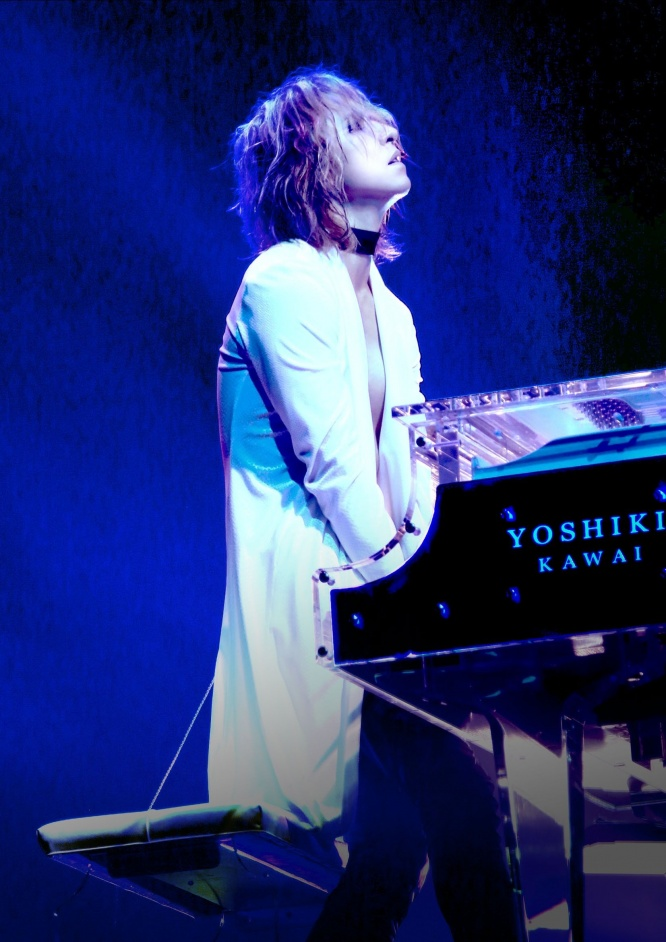 「EVENING/BREAKFAST WITH YOSHIKI 2019 IN TOKYO」を開催するYOSHIKI
