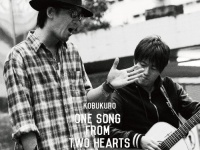 画像は、「One Song From Two Hearts」(WM Japan)
