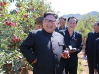 北朝鮮 金正恩氏(提供:KNS/KCNA/AFP/アフロ)