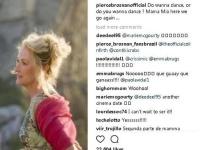 ピアース・ブロスナンのインスタグラム(c)Instagram
