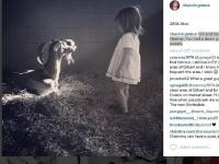 ヘザーとチャニング・テイタムの娘エヴァリーちゃん (c) Instagram