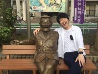 画像は川島明のツイッターアカウント「@akira5423」より