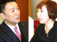 山本太郎と室井佑月が安倍政権について語る