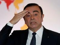日産自動車のカルロス・ゴーン元会長(ロイター/アフロ)