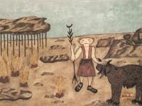 ヘレン・スミスによる火星の絵 画像は「Wikipedia」より