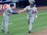 初本塁打を放ったバートロ・コローン(AP/アフロ)