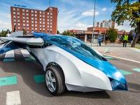 アニメやマンガの世界がいよいよ現実に! 「空飛ぶ自動車」が発売
