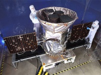 開発中のTESS(提供=NASA)
