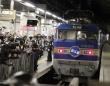 3000人が上野駅に集まり、ラストランを見送った