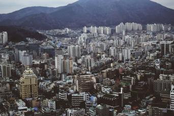 騒動の震源地となった韓国第二の都市・釜山