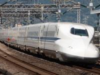 東海道新幹線車両(「wikipedia」より)