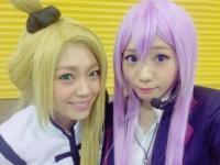 『能條愛未』オフィシャルブログより。