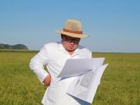 北朝鮮・金正恩氏(提供:KNS/KCNA/AFP/アフロ)