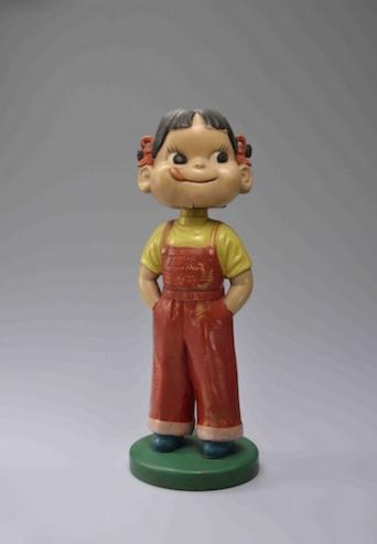 ペコちゃん卓上人形 1959年頃 新関コレクション