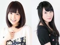 西田望見(左)、奥野香耶(右)