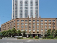 旧文部省(現 文部科学省)庁舎(「Wikipedia」より)