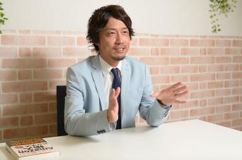 『いちばん儲かる!Amazon輸入ビジネスの極意【第2版】』(秀和システム刊)の著者・竹内亮介さん