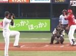 阪神・藤浪投手から死球を受けた広島・大瀬良選手の対応が素晴らしい!