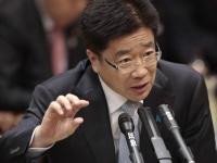 加藤勝信厚生労働大臣(写真:日刊現代/アフロ)