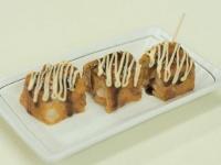 たこ焼き風・餅キムチver.