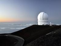 ※カナダ・フランス・ハワイ望遠鏡 画像は「Wikipedia」より引用