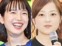 もし水卜麻美と弘中綾香が共演したら… アイドル史に残る「覇権争い」10番勝負(4)