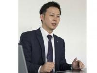株式会社アースコム代表取締役社長 丸林信宏氏
