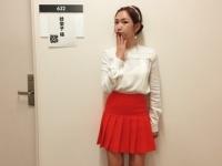 「紗栄子オフィシャルブログ」より。