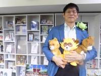 P.A.WORKSの代表取締役でアニメ『有頂天家族』のプロデューサーも務める堀川憲司氏