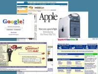 懐かしのインターネット。AppleにGoogle、Amazonなど1999年のサイトデザインはこんな感じだった。