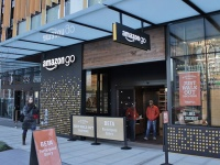 Amazon Go(「Wikipedia」より/SounderBruce)