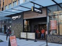Amazon Go(「Wikipedia」より/SounderBruce)