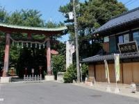 『らき☆すた』の舞台となった久喜市鷲宮の鷲宮神社